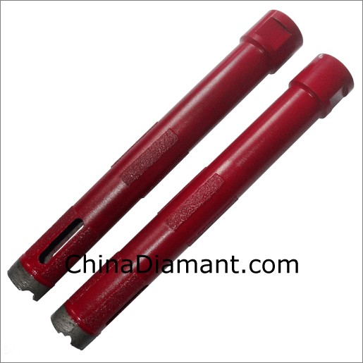 Diamond Drill Bits for Stone Long Pipe