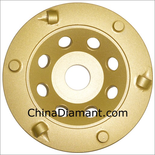PCD TCT grinding cup wheels