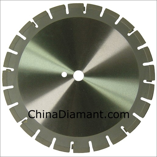 Asphalt Diamond Saw Blades