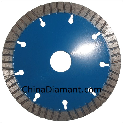 diamond dry cutting saw blades