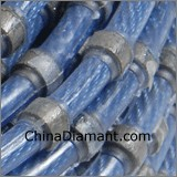 Plastic Coating Wire Saw