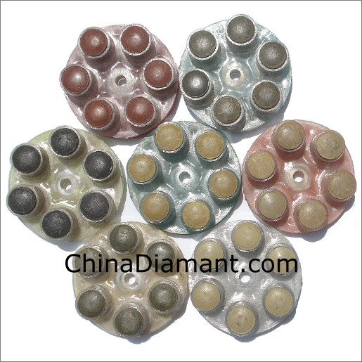 Diamond Polishing Wheel Resin Bond