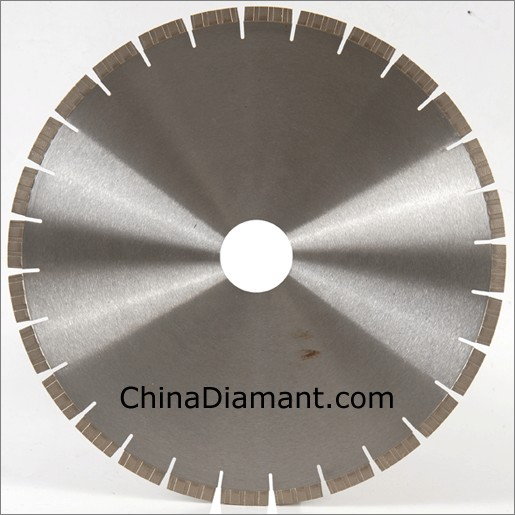 Diamond Saw Blades Granite Cutting