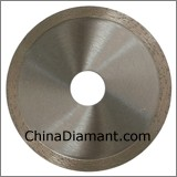 Diamond Dry Cutters Continuous Rim