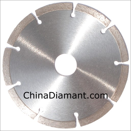 Segmented Small Saw Blade
