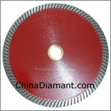 Diamond Dry Cutter Super Thin Narrow Turbo