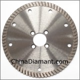 Diamond Dry Cutter flange
