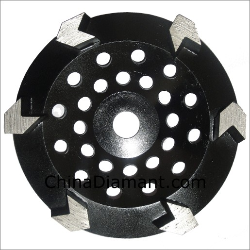 7 inch concrete grinding cup wheel