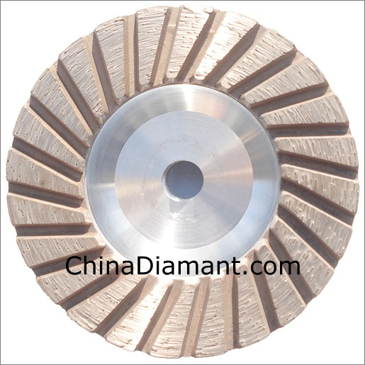 Diamond Grinding Cup Wheels Straight Turbo