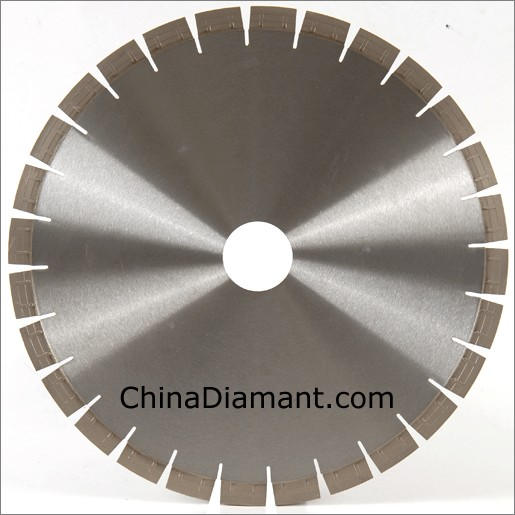 "16"" 400mm Granite Silent Saw Blade"