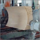 Diamond Wire Saw Marble Profiling